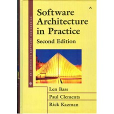 oftware architecture in practice (bass) edition 2