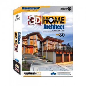 آموزش 3d home architect مهرگان